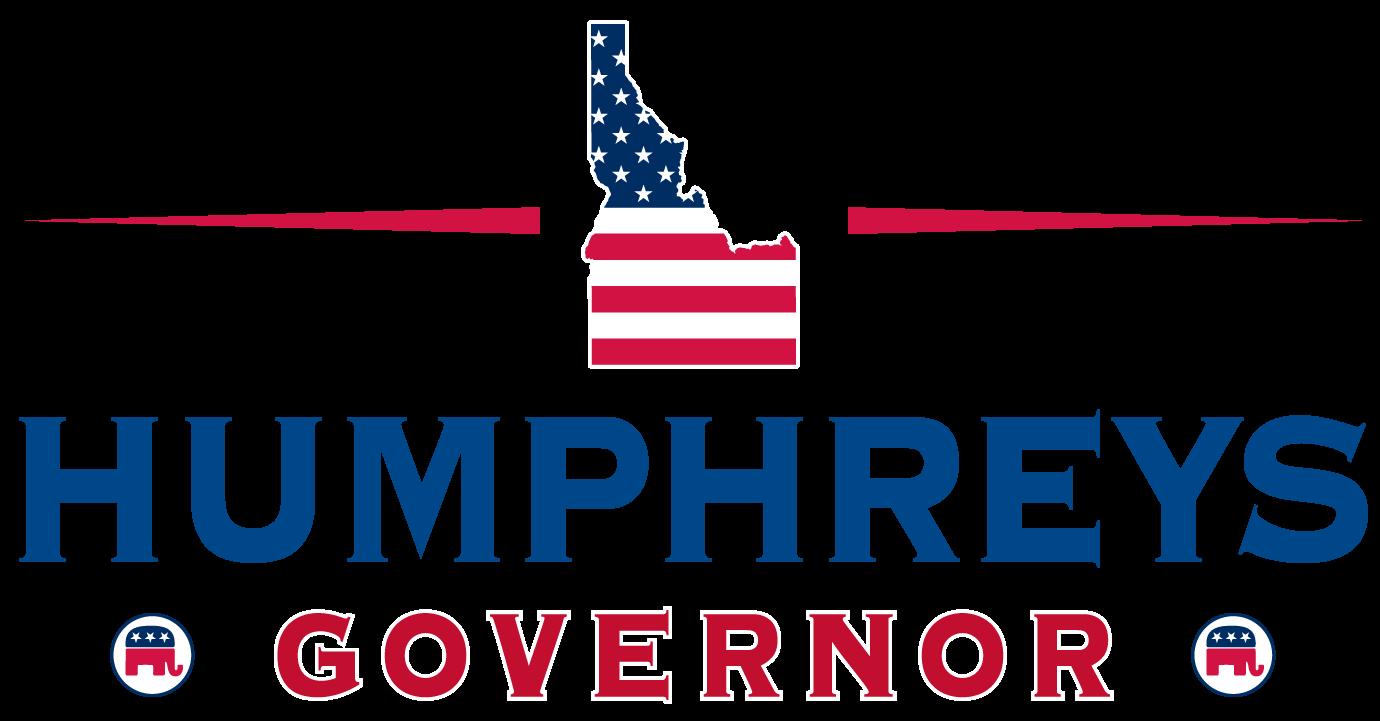 Ed Humphreys For Governor